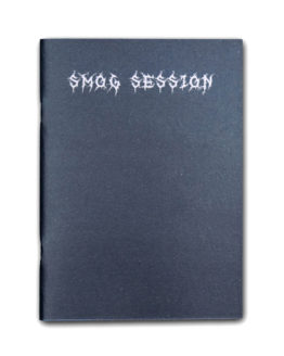 Smog Session _ New Cult _ arthur plateau _ zine _ fanzine _ microedition _ micro edition _ small press _ self publishing _ visual art _ illustration _ graphic _ dark _ waow _ photography _ dark